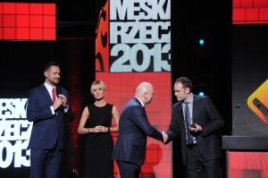 """News  A 45 AMG zdeklasował rywali w plebiscycie """"Męska Rzecz 2013"""""""