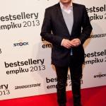 News Wydarzenia  Bestsellery Empiku 2013 rozdane