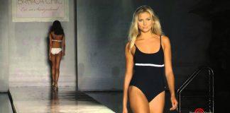Barracca Chick - Miami Swim 2014 Runway Bikini Show