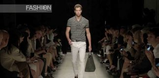 BOTTEGA VENETA Wiosna/Lato  2014 Menswear Collection Milan