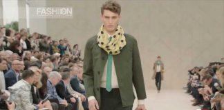 """Burberry Prorsum"" Londyn - Wiosna/Lato 2014 Menswear"