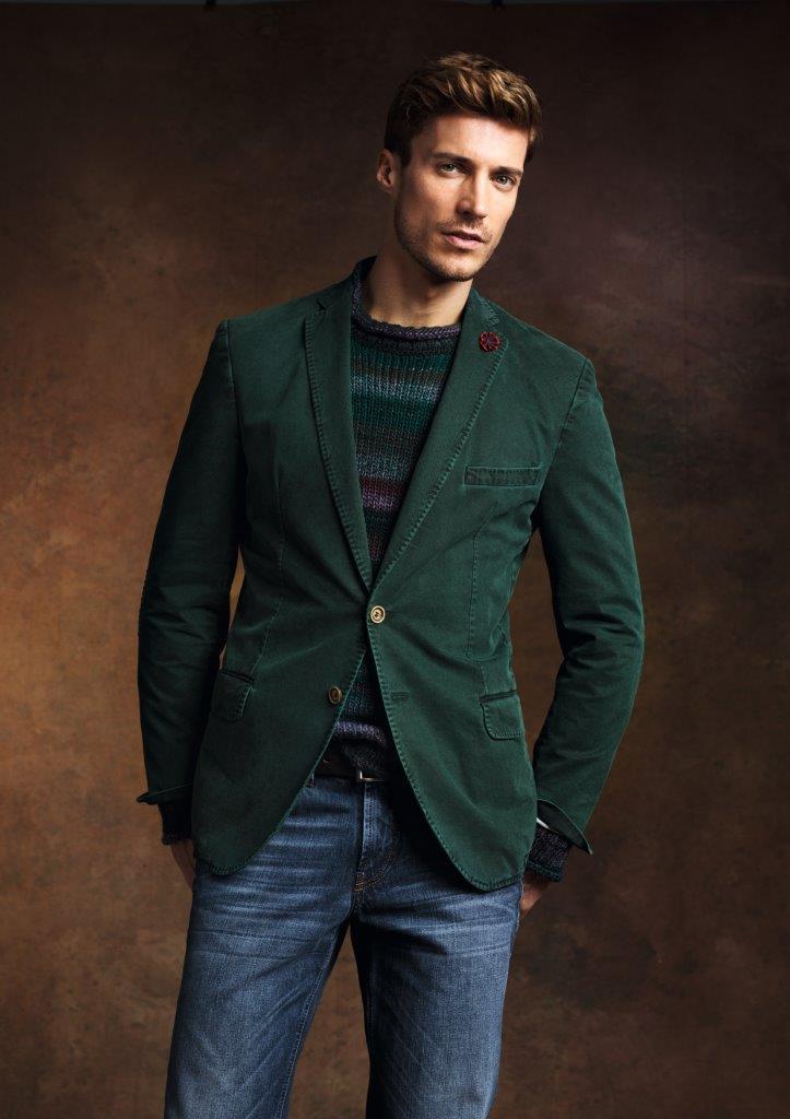Moda na brytyjską nonszalancję. Marka mody męskiej Digel wprowadza do salonów nową kolekcję 2