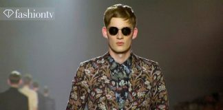 Dries Van Noten Men Wiosna/Lato 2014 Paris Men's Fashion Week
