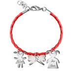 Akcesoria Biżuteria  Ognista czerwień w kolekcji By ilo
