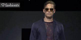 Emporio Armani Men Wiosna/Lato 2014 Milan Men's Fashion Week