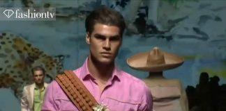 Etro Men Wiosna/lato 2014  Milan Men's Fashion Week
