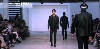 COSTUME NATIONAL Wiosna/Lato 2014 Menswear Milan