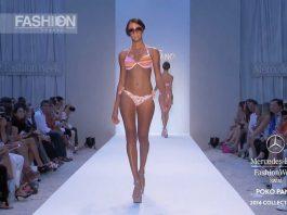 """""""POKO PANO"""" Miami Fashion Week Swimwear Wiosna/Lato 2014"""