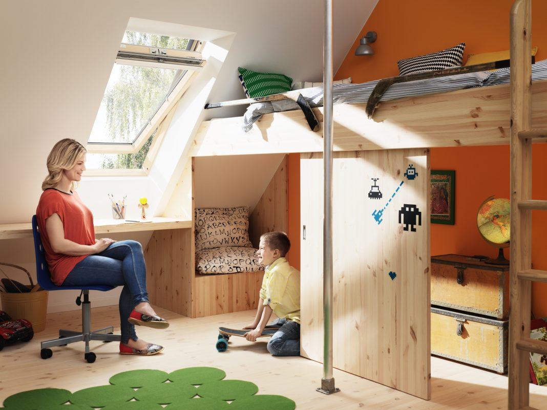 Idealny pokój do nauki – dobrze doświetlony i pełen świeżego powietrza 4