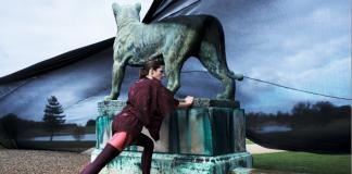 Stella McCartney, zainspirowana naturą, przeciera szlaki jesień/zima 2014 5