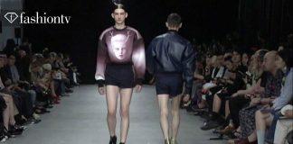 Juun J Men Wiosna/Lato  2014 Paris Men's Fashion Week