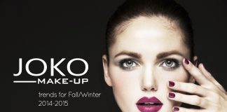 LOOK JESIEŃ 2014 marki JOKO MAKE-UP               4