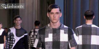 Neil Barrett Men Wiosna/Lato  2014 Milan Men's Fashion Week