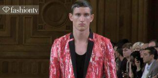 Songzio Men Wiosna/Lato 2014 Paris Men's Fashion Week