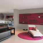 Design  Strefa relaksu. Odcienie Beckers Designer Colour w salonie