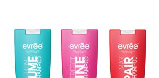 NOWOŚĆ! Profesjonalne szampony od evrēe. Trzy drogi do prawdziwego piękna Twoich włosów  4