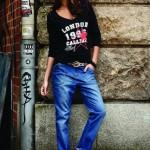 Moda Damska  Kochamy jeansy - Twoje ulubione modele na jesień od bonprix