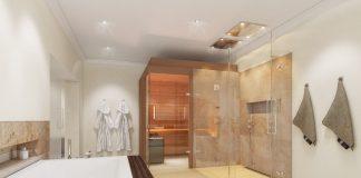 Luksusowa łazienka dla całej rodziny  2