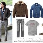 Moda Męska Stylizacje   Moda męska - stylizacje inspirowane stylem gwiazd