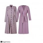 Moda Damska  Jesienny look rodem z lat 50-tych