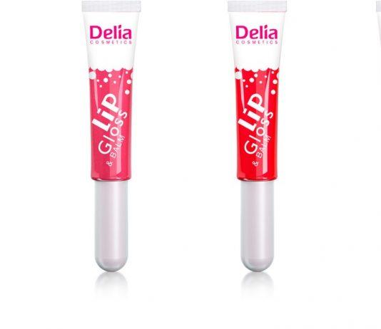 Nowa linia błyszczyków Lip Gloss&Balm od Delia Cosmetics 8