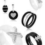 Akcesoria Biżuteria  Kolekcja Briju Cera.mia czyli  ultranowoczesna biżuteria z ceramiki high-tech
