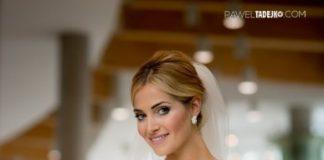 Suknia ślubna Rozalii Mancewicz