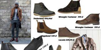 Najmodniejsze modele butów męskich na chłodną jesień  1
