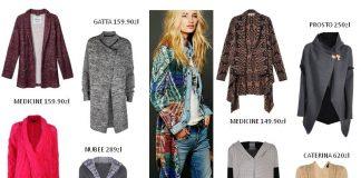 Jesienne propozycje swetrów, bluz i golfów  2