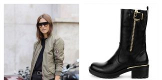 Jesienny trend militarny – stylowe buty PRIMAMODA 12