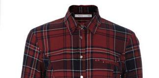 Koszula w kratę  - must have jesiennego sezonu 8