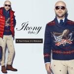 Moda Męska  Bloger Mr.Vintage w sesji Salonu Pl. Trzech Krzyży 3/4  na sezon jesień/zima 2014