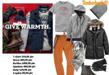 Ciepła męska zima z Timberland  2