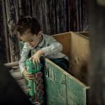 "Moda dziecięca   LOOKBOOK RESERVED Kids ""THE SECRET PLACE"""