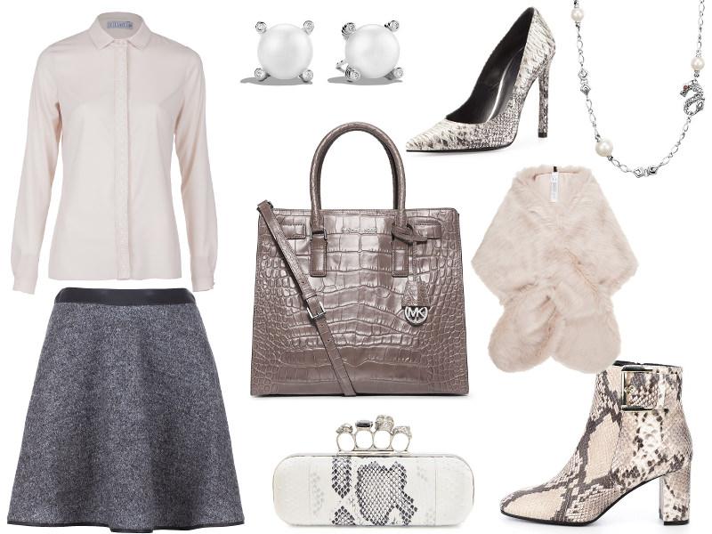 Stylizacje  Zimowa elegancja - 7 najmodniejszych trendów