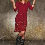 Moda Damska  Wszystkie odcienie czerwieni
