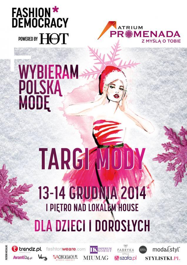 Wydarzenia  Targi Fashion Democracy w Promenadzie