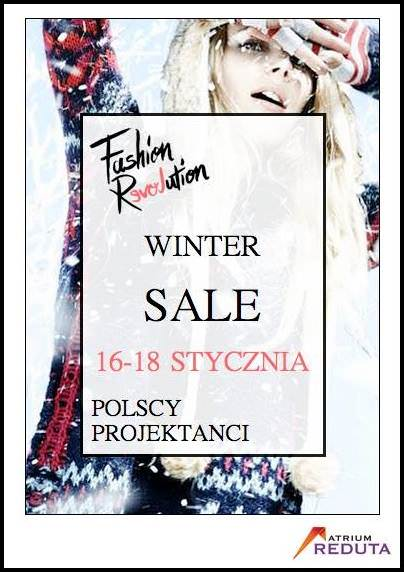 Wydarzenia  Targi mody Fashion Revolution po raz pierwszy w CH Atrium Reduta!