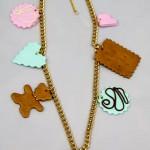 Akcesoria Biżuteria  Biżuteria słodka jak cukierek