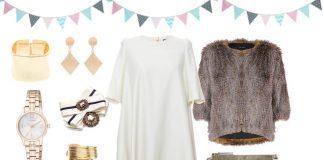 Jedna sukienka – trzy stylizacje karnawałowe 1