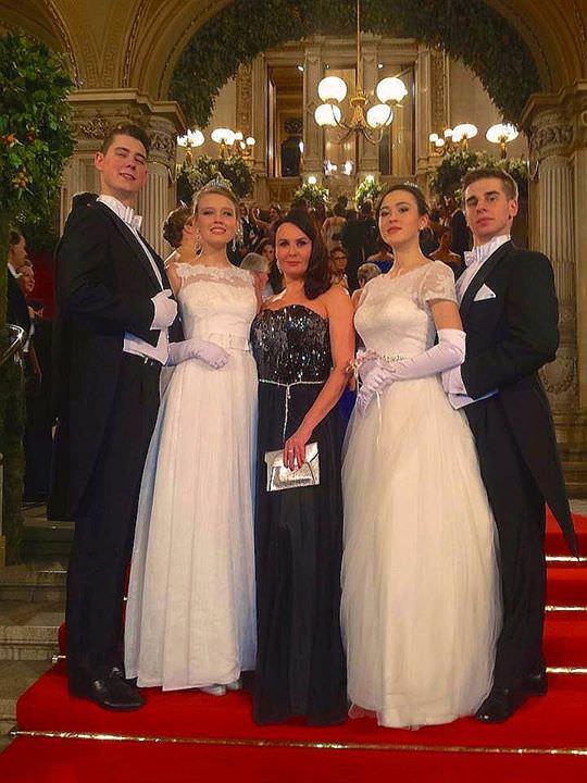 Wydarzenia  Bal Debiutantek w Operze Wiedeńskiej
