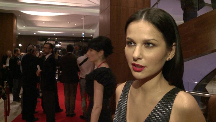 News Osobowości  Paulina Sykut: Nie mam sztabu stylistów. Przy wyborze kreacji radzę się męża