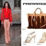 News  Kwintesencja włoskiego stylu w kolekcji PRIMAMODA na sezon wiosna-lato 2015