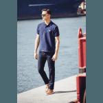 Moda Męska  Męski trend SS15 - styl marynarski