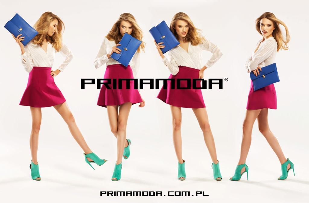 Modnie i z klasą w najmodniejszym włoskim wydaniu, czyli kolekcja PRIMAMODA na sezon wiosna-lato 2015 3