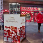 Galerie Handlowe Shopping  Rossmann w  warszawskich Złotych Tarasach