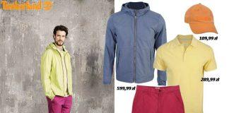 Męska moda na wiosnę 2015 według Timberland 2