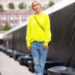 Moda Damska  COLOR SHOCK - przegląd ubrań i dodatków w soczystych kolorach na sezon SS15