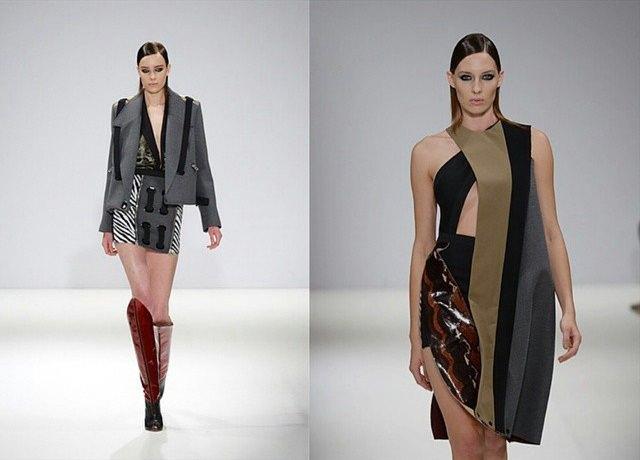 Pokazy Mody Wydarzenia  Jacob Birge Vision AW 2015 - Fashion Scout London Fashion Week