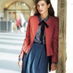 Moda Damska  Francuski szyk - kolekcja ss 2015 marki Laredoute.pl
